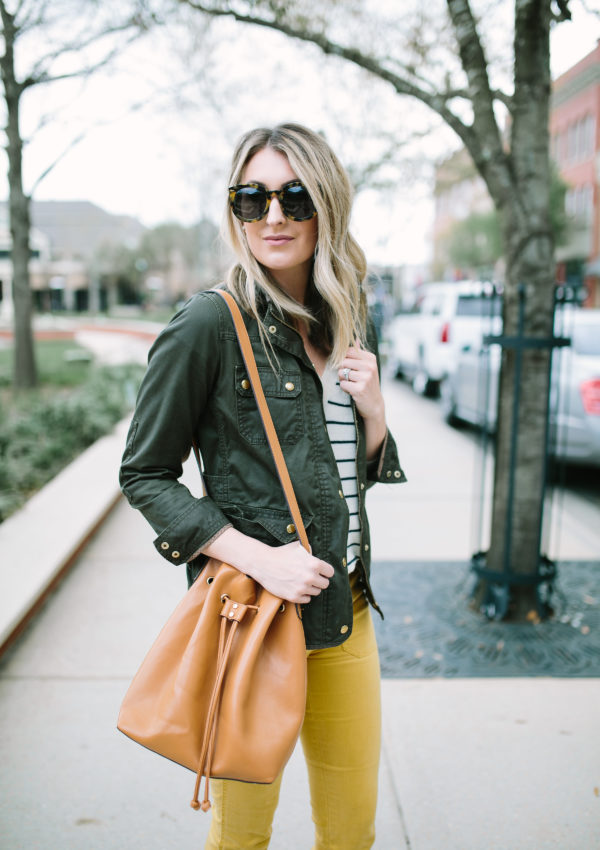 Transitioning into Spring with J.Crew