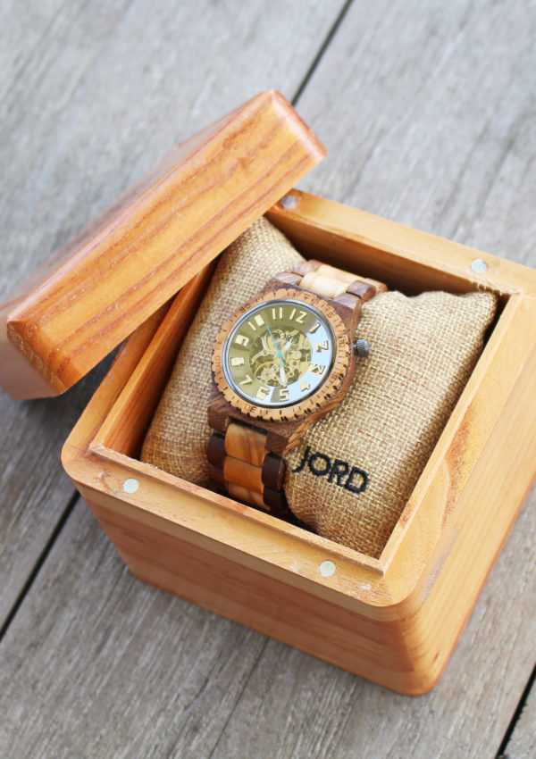 Jord Wood Watches…