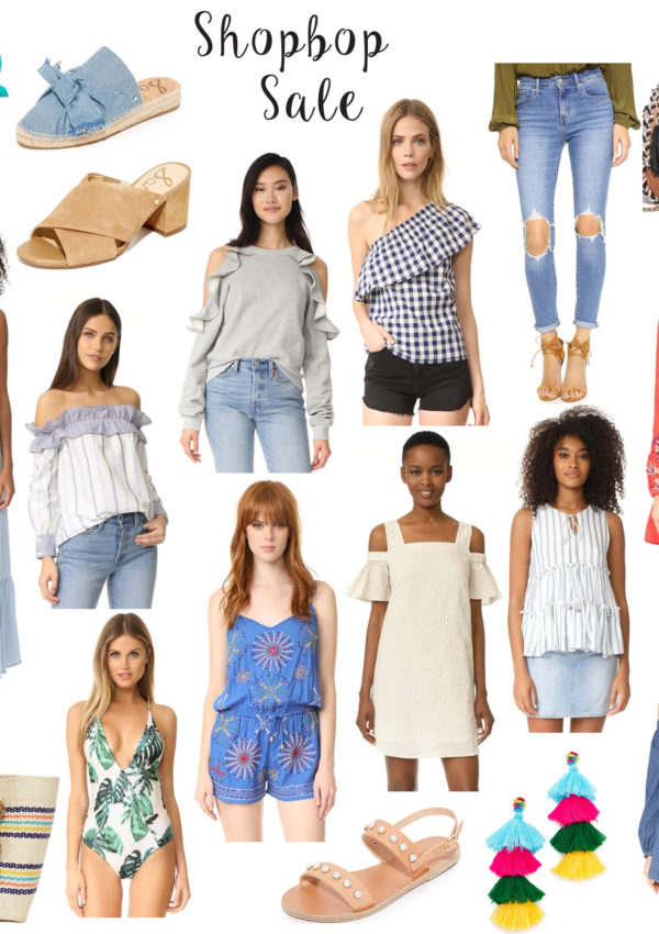 Shopbop Event of the Season Sale…