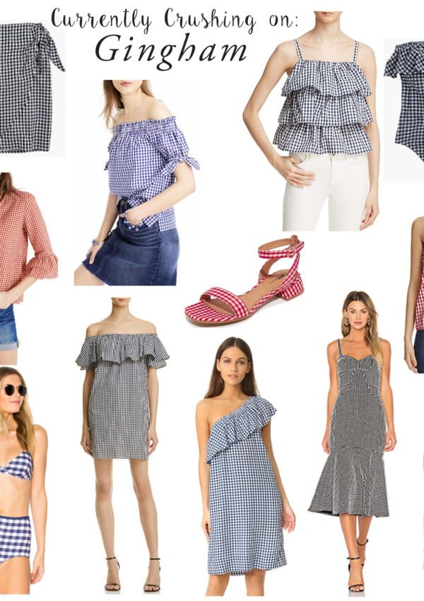 Currently Crushing on: Gingham