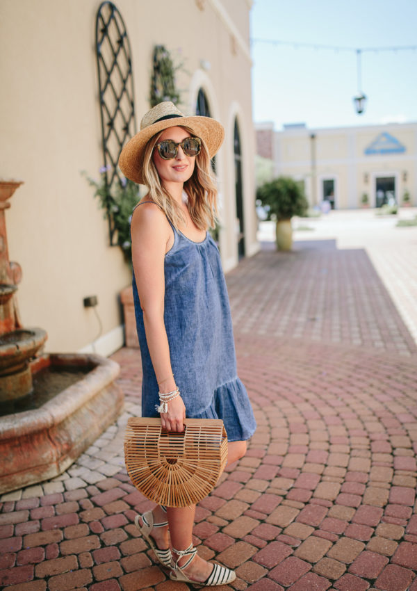 The Perfect Summer Dress with Lilla P…