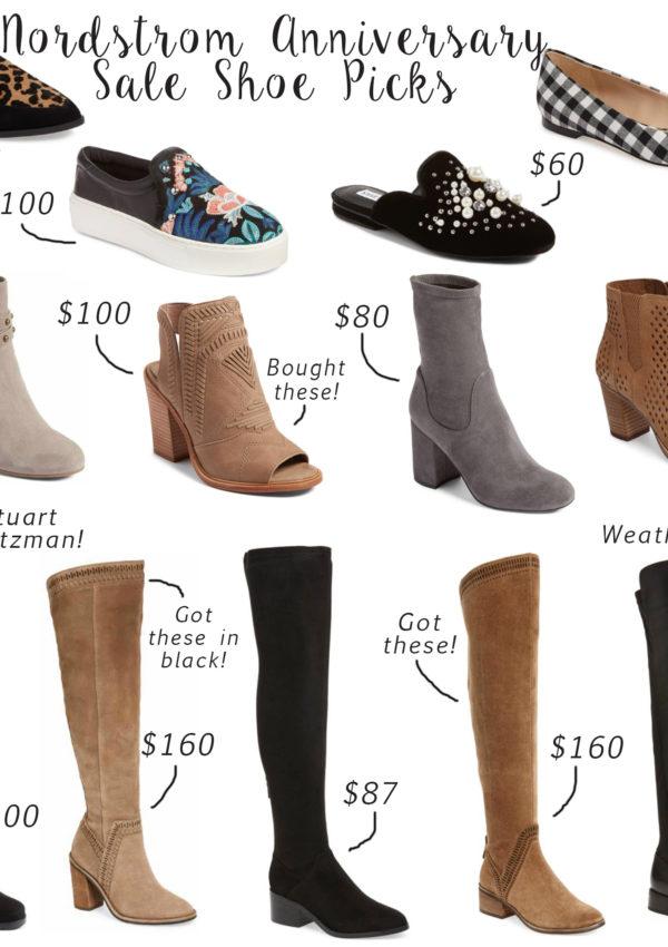 Nordstrom Sale Shoe Picks…