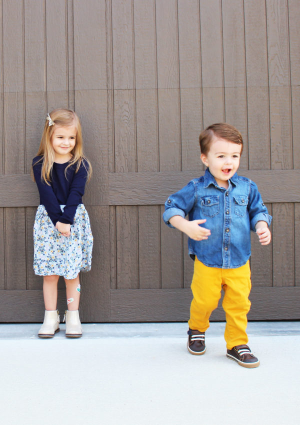 Toddler Style with Gap Kids…
