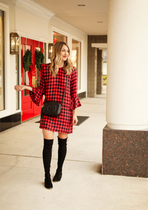 Buffalo Check Dress…