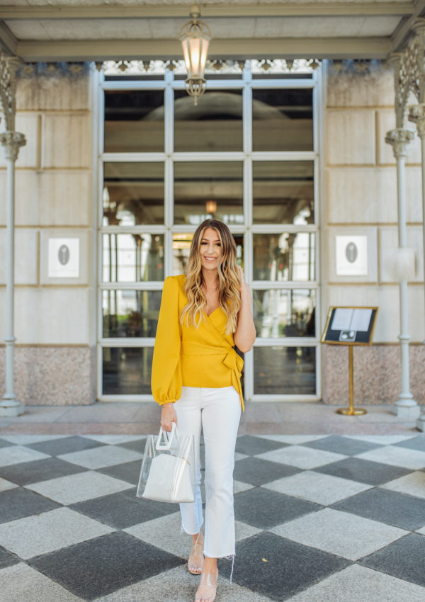 rStheCon Day 2: Yellow Asymmetrical Top…