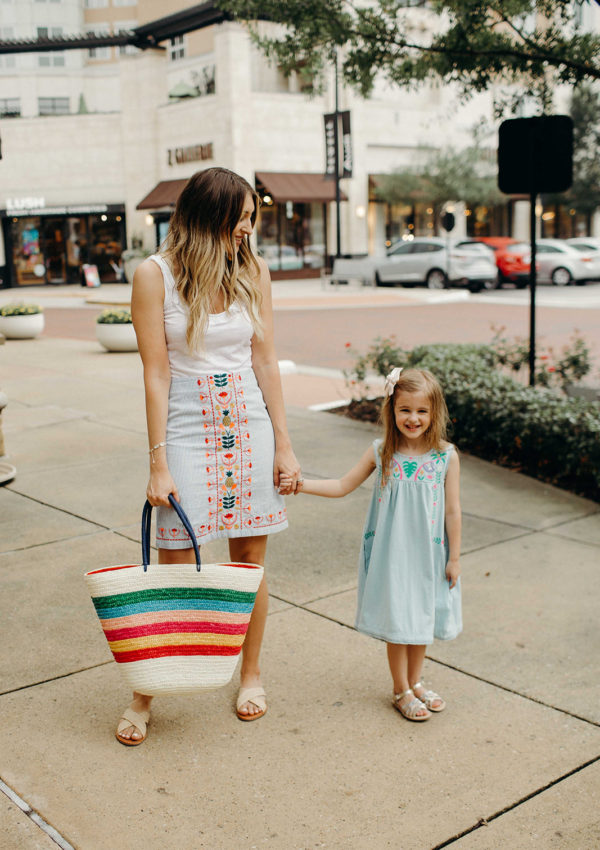 Mother's Day Mommy & Me Looks with Boden…