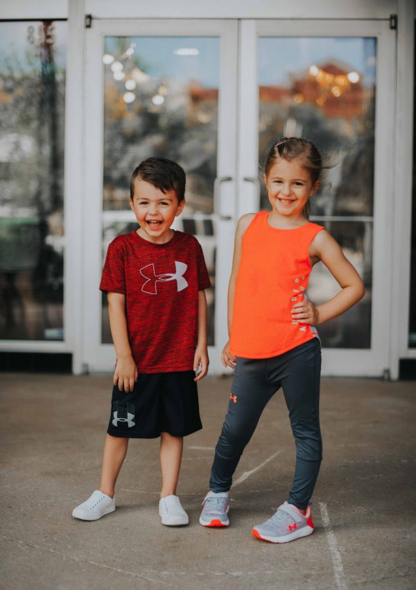 Back to School Style with Under Armour…